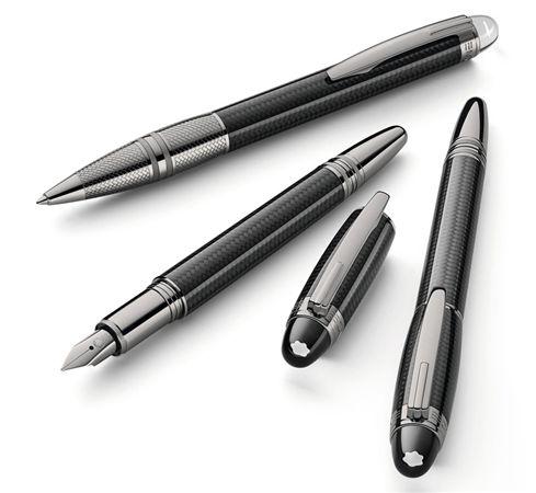montblanc starwalker ultimate carbon fiber fountain pen. Black Bedroom Furniture Sets. Home Design Ideas