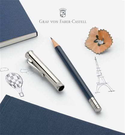 graf von faber castell perfect pencil with sharpener. Black Bedroom Furniture Sets. Home Design Ideas