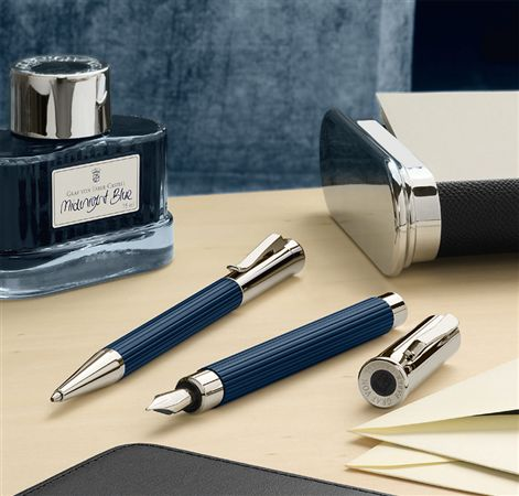 graf von faber castell tamitio fountain pen. Black Bedroom Furniture Sets. Home Design Ideas