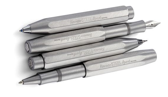 Kaweco Stainless Steel Sport Fountain Pen
