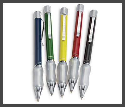 New Ballpoint Pens