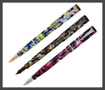 New Fountain Pens