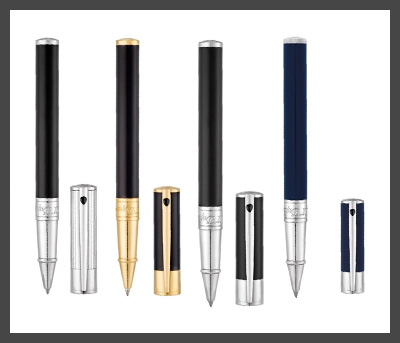 New Rollerball Pens