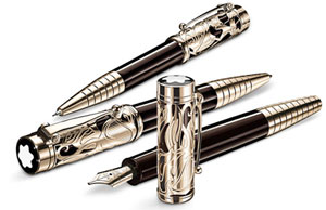 Montblanc Carlo Collodi Limited Writers Edition 3-Piece Set