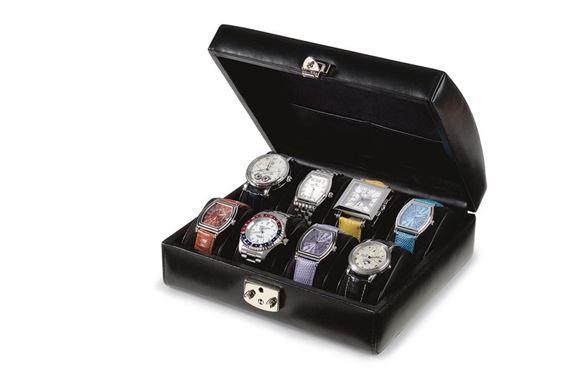 Venlo Capri 8 Watch Compartment