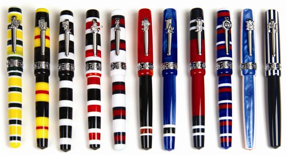 Think MLB Baseball Series Rollerball Pen