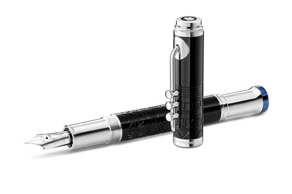 Montblanc Special Edition Great Characters Miles Davis Fountain Pen