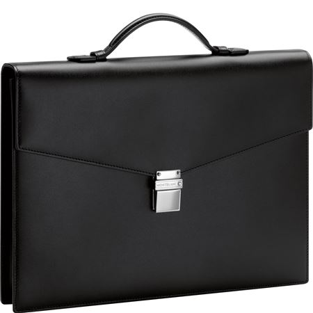 Montblanc Meisterstuck Briefcase - Small Black