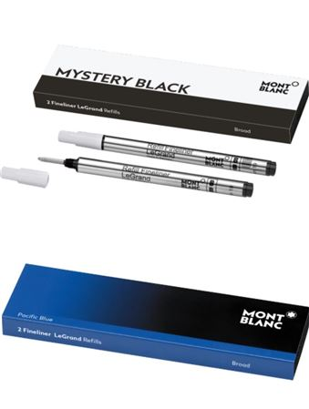 Montblanc Legrand Fineliner Refill - Broad