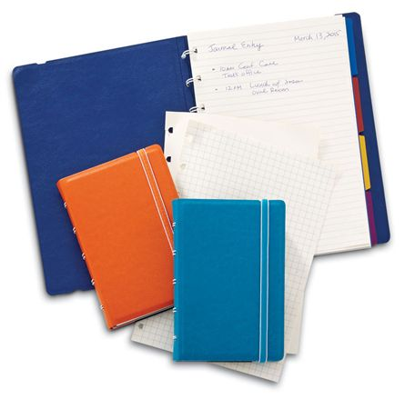 Filofax Pocket Refillable Notebook