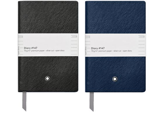 Montblanc 147 Open Diary Notebook