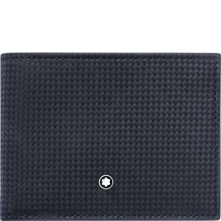 Montblanc Extreme Leather Wallet 6cc - Blue