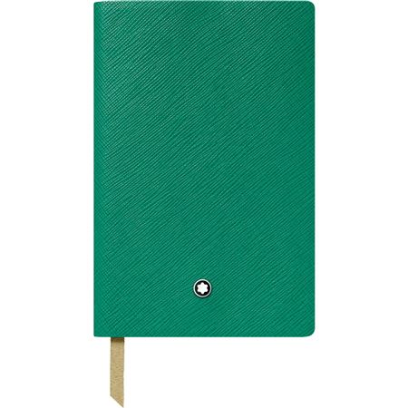 Montblanc Fine Stationery Notebook #148 - Emerald Green Lined