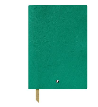 Montblanc 146 Lined Notebook - Emerald Green