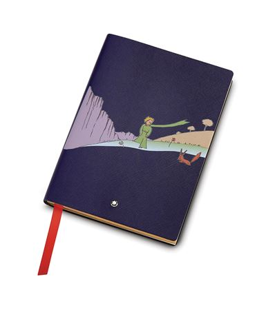 Montblanc Le Petit Prince & Fox Lined Notebook 6x8