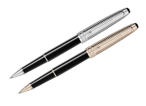 Montblanc Meisterstuck Doue Geometry Classique Rollerball
