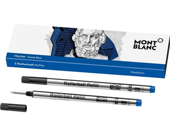Montblanc Writers Edition Homer Rollerball Refill 2/pk