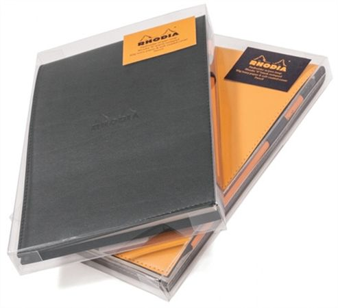 Rhodia R Notepad Set Blank