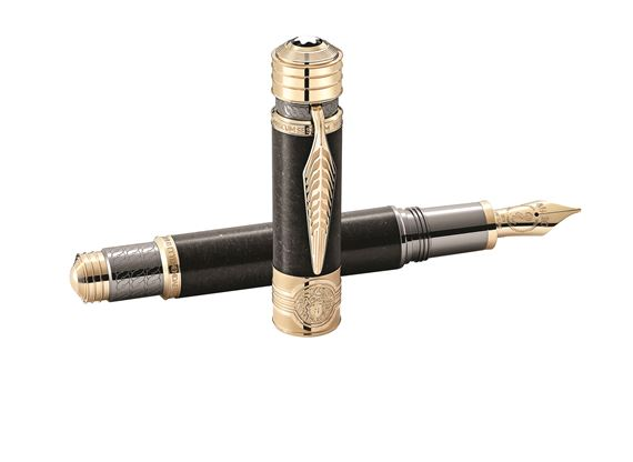 Montblanc Patron of Art 4810 Hadrian Fountain Pen