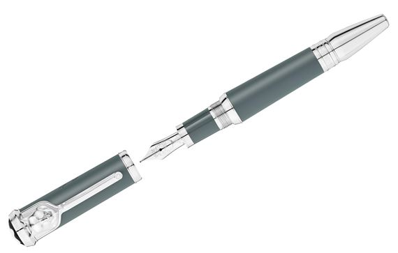 Montblanc Writers Edition Kipling Fountain Pen