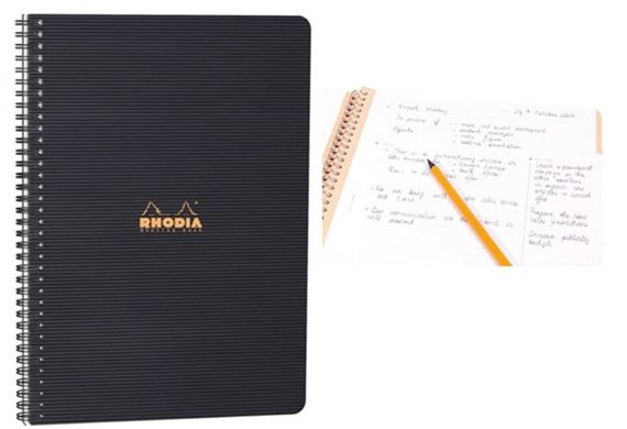Rhodia 9 x 11 Meeting Planner
