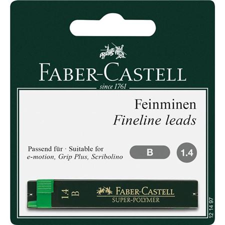 Faber-Castell E-Motion 1.4mm Lead Pencil Refill