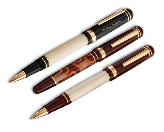 Laban Classic Pearl Rollerball Pen