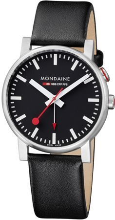 Mondaine Evo Alarm Watch
