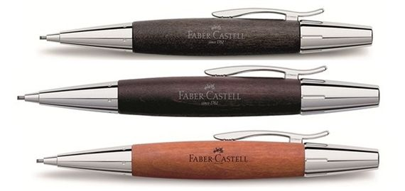 Faber-Castell E-Motion Wood 1.4mm Pencil
