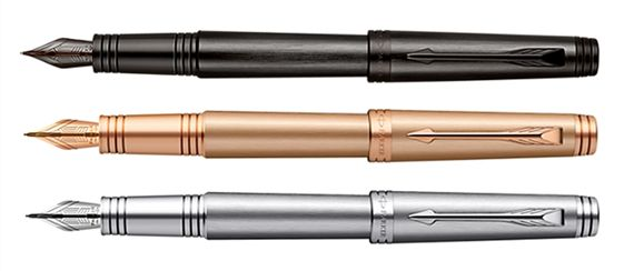 Parker Premier Monochrome Fountain Pen