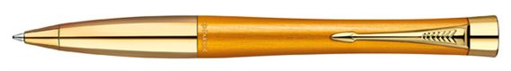 Parker 125th Anniversary Yellow Urban Ballpoint Pen
