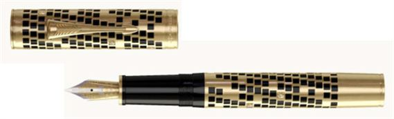 Parker Duofold Giant 125th Anniversary Fountain Pen