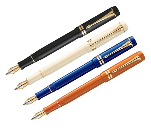 Parker Duofold Historical Colors Centennial Fountain Pen