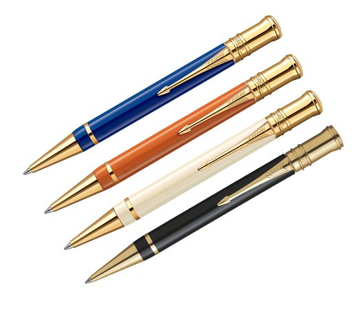 Parker Duofold Historical Colors Ballpoint Pen