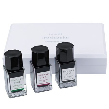 Pilot Iroshizuku Limited Edition Fall 2016 Mini Ink Bottle Gift Set