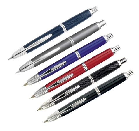 Pilot Vanishing Point Rhodium Trim Fountain Pen