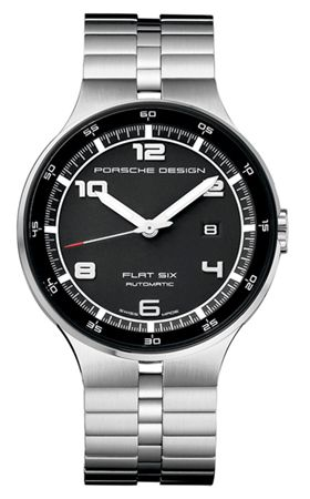 Porsche Design P'6350 Flat Six Automatic Men's Watch