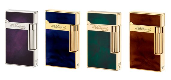 Dupont Atelier Chinese Lacquer Ligne 2 Lighter