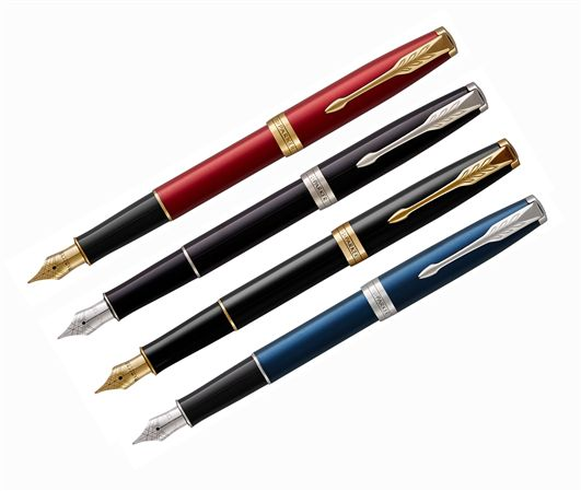 Parker Sonnet Lacquer Basic Fountain Pen