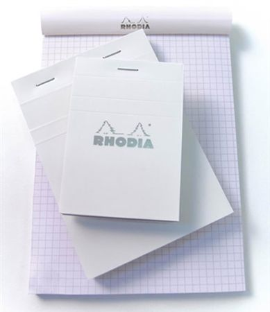 Rhodia Ice No. 18 8 1/4 x 11 3/4 Pad