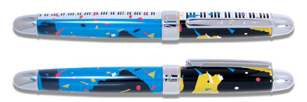 ACME Chick Corea Designed Jazz El Boli Fountain Pen