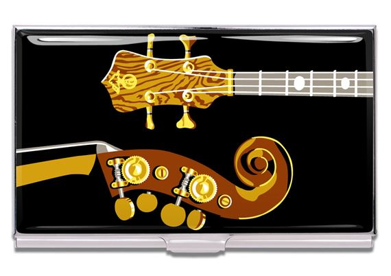 ACME Stanley Clarke Designed Jazz Four Strings Card Case
