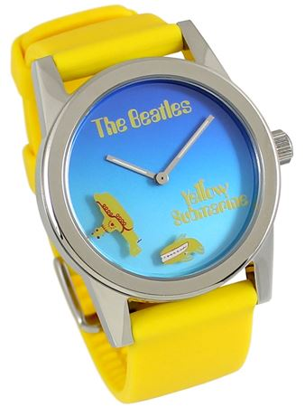 ACME Beatles Mens Yellow Submarine Watch