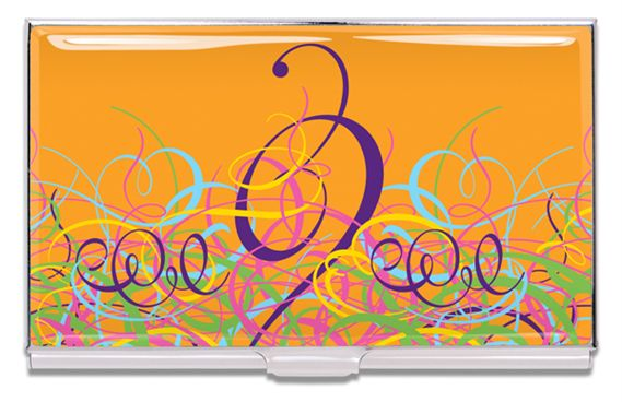 ACME Alena St James Designed Rhapsody Card Case