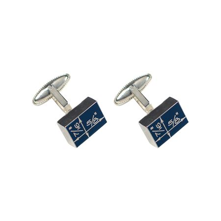 ACME Boym Designed Blueprint Cufflinks