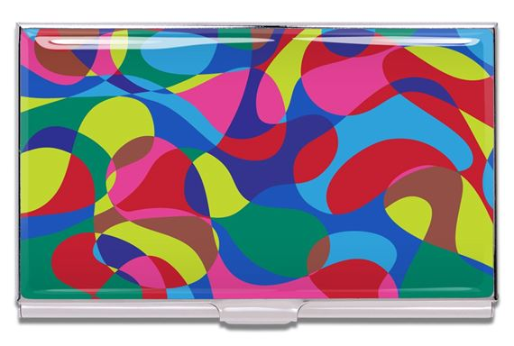 ACME Karim Rashid Inspired Blobnik Card Case