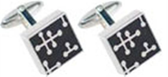 ACME Eames Inspired Dots Cufflinks