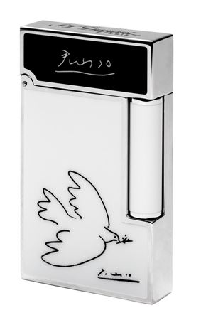 Dupont Limited Edition Picasso Dove L2 Lighter