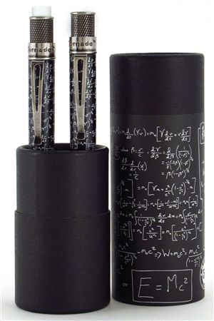 Retro 51 Albert Einstein Ballpoint Pen/1.15mm Pencil Set