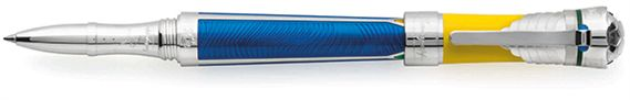 Montegrappa Limited Edition Heritage Pelé Rollerball Pen